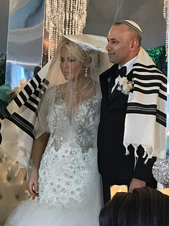 elie and tanya are married